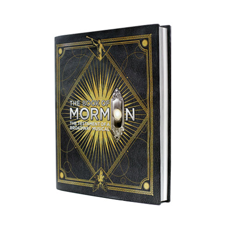Buy Online Book Of Mormon - Coffee Table Book