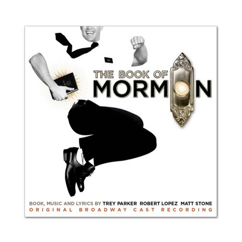 Buy Online Book Of Mormon - Cast Recording CD Album