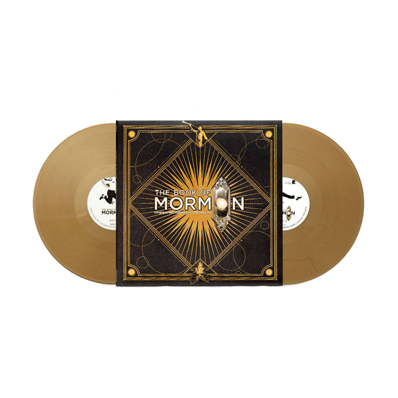 Buy Online Book Of Mormon - Book Of Mormon Vinyl