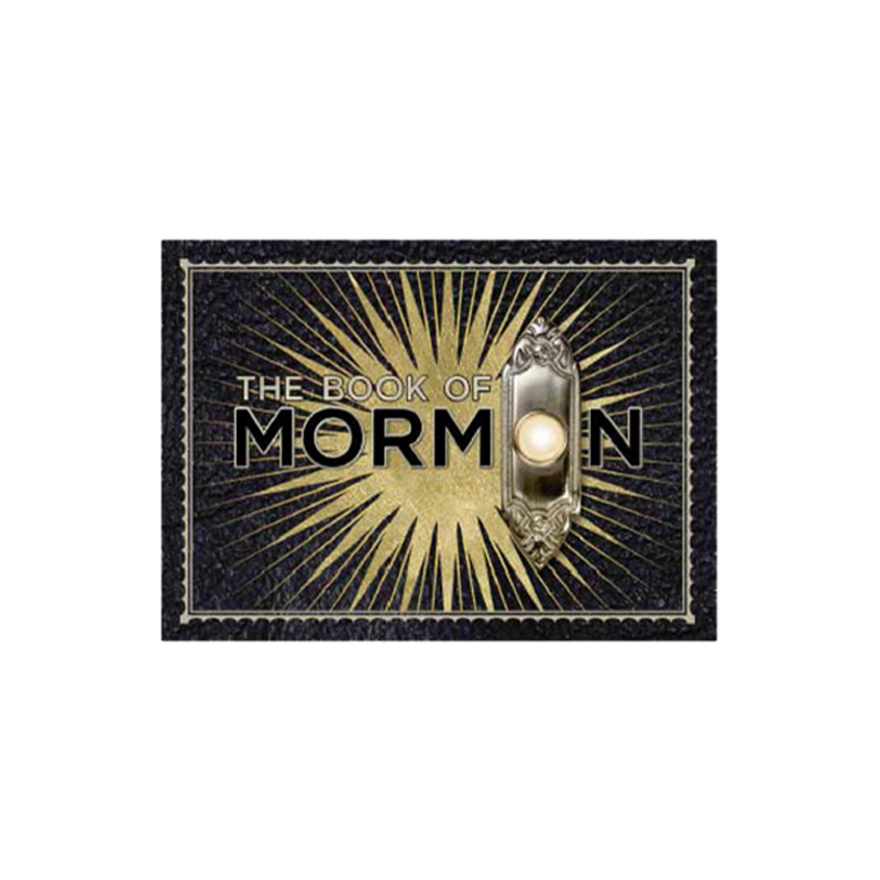 Buy Online Book Of Mormon - Starburst Magnet