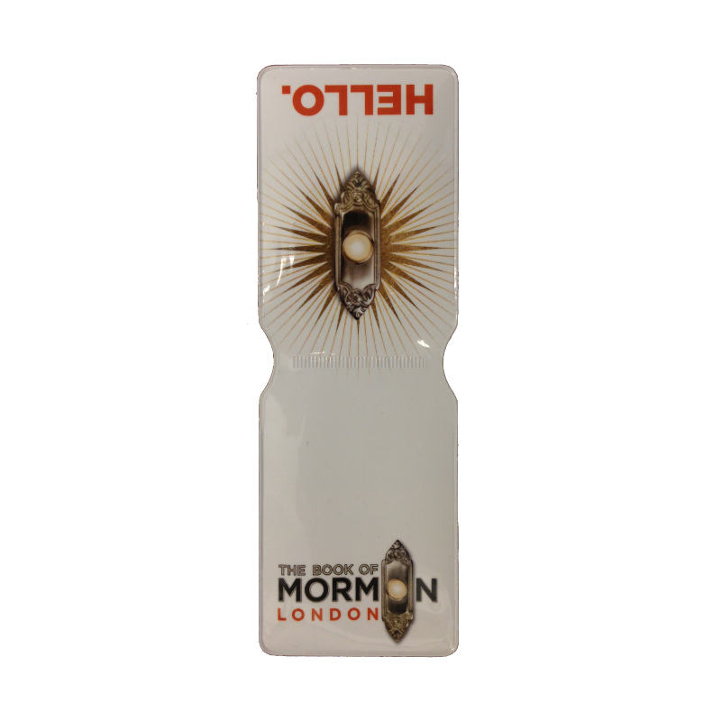 Buy Online Book Of Mormon - London Oyster Card Holder