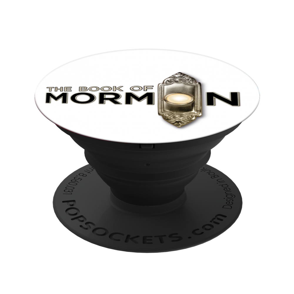 Buy Online Book Of Mormon - Pop Socket