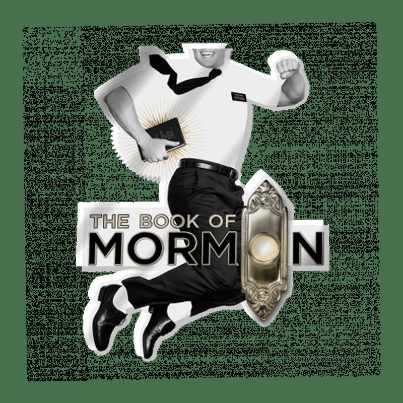 Buy Online Book Of Mormon - Acrylic Magnet