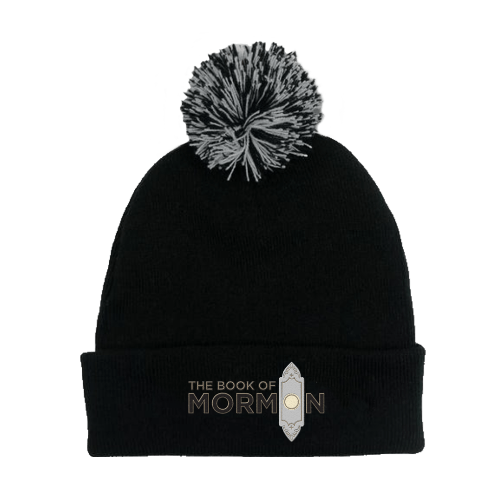 Buy Online Book Of Mormon - Book Of Mormon Pom Beanie