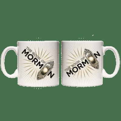Buy Online Book Of Mormon - Starburst Mug