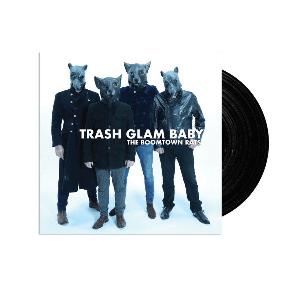 Buy Online The Boomtown Rats - Trash Glam, Baby