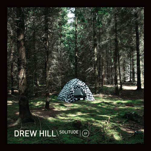 Buy Online Drew Hill - Solitude EP (12-Inch Vinyl)