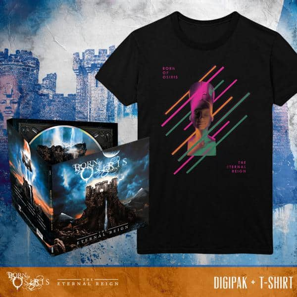 Buy Online Born of Osiris - The Eternal Reign Bundle 3