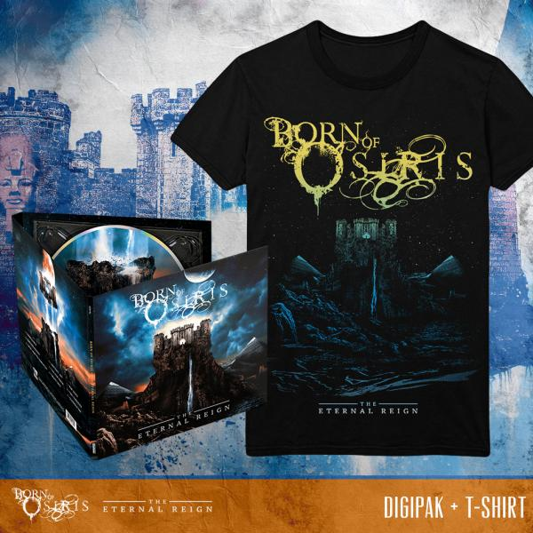 Buy Online Born of Osiris - The Eternal Reign Bundle 4