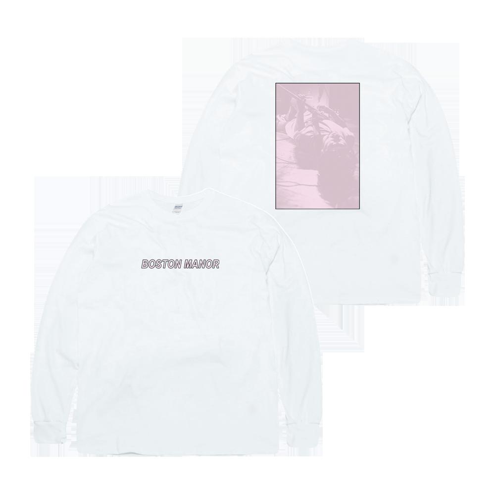 Buy Online Boston Manor - Pink Long Sleeve