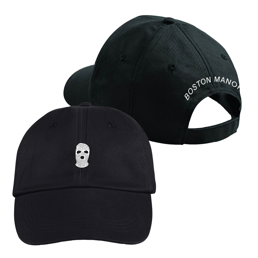 Buy Online Boston Manor - Logo Cap