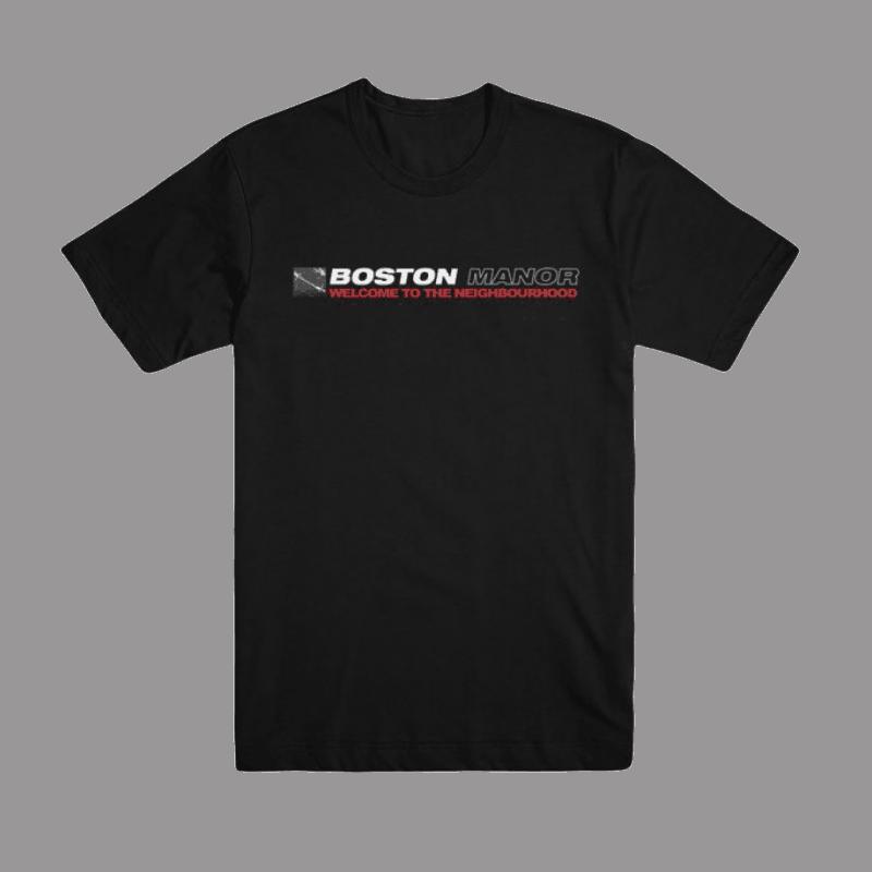Buy Online Boston Manor - Bad Machine T-Shirt