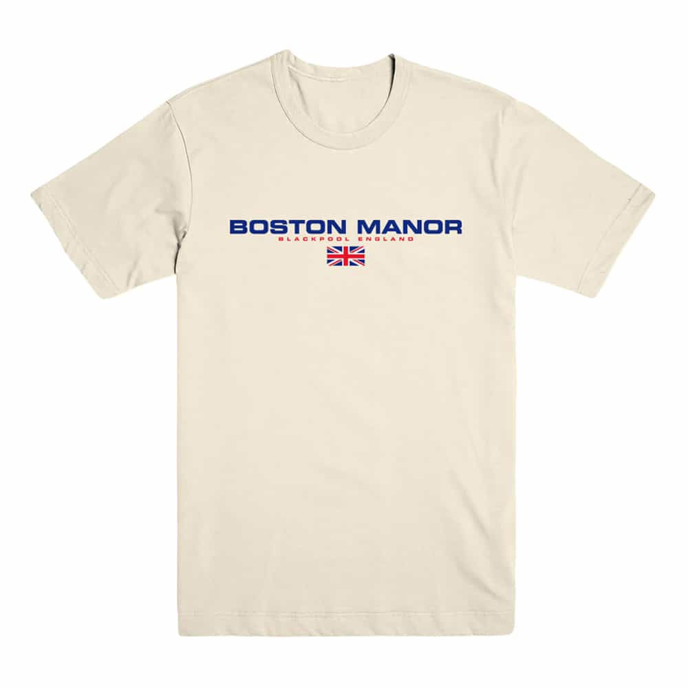 Buy Online Boston Manor - Polo Natural T-Shirt