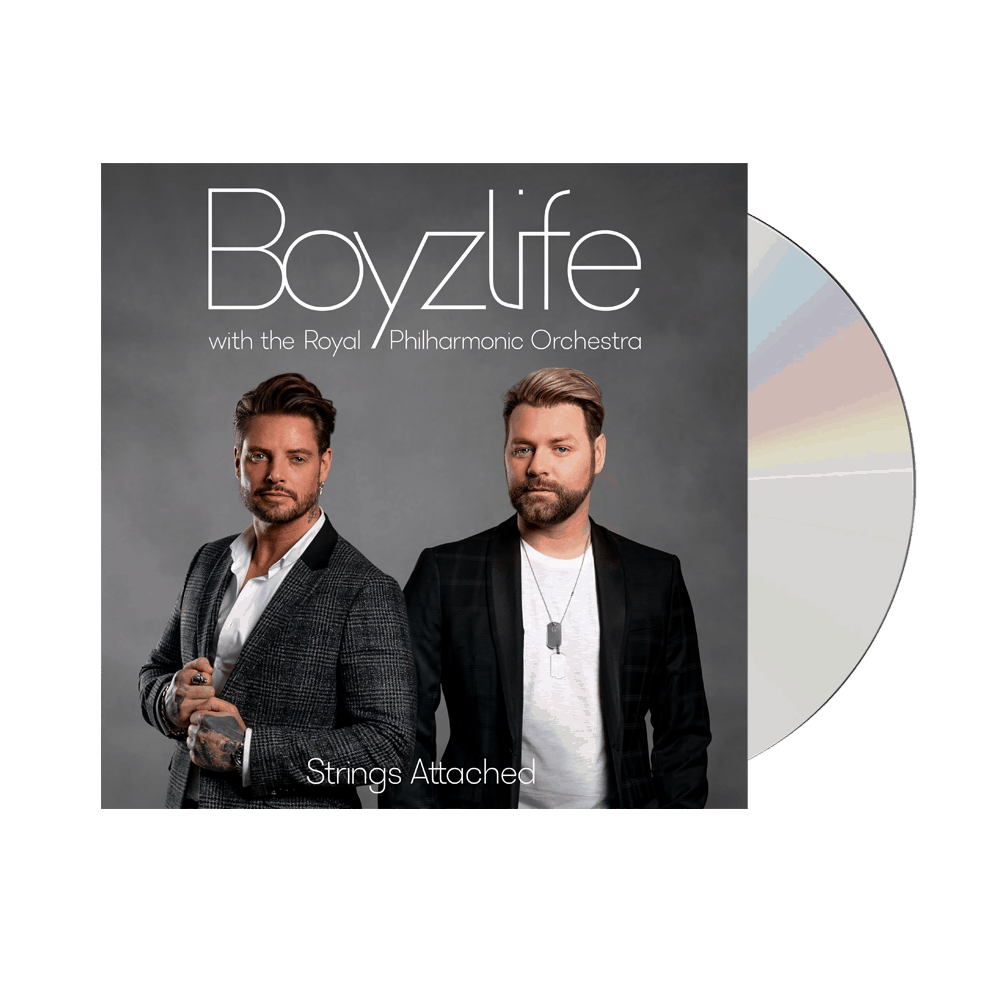 Buy Online Boyzlife - Strings Attached - With The Royal Philharmonic Orchestra (Signed)