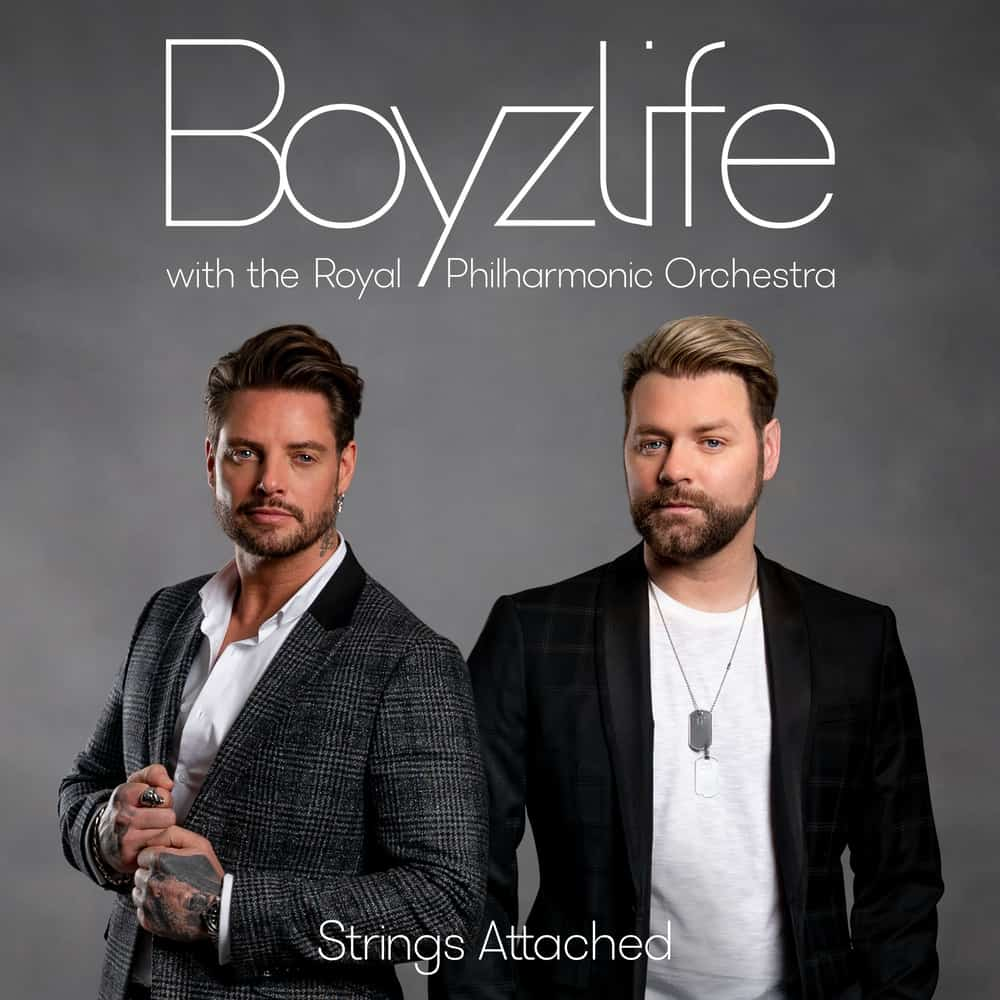 Buy Online Boyzlife - Strings Attached - With The Royal Philharmonic Orchestra - Deluxe Digital Album