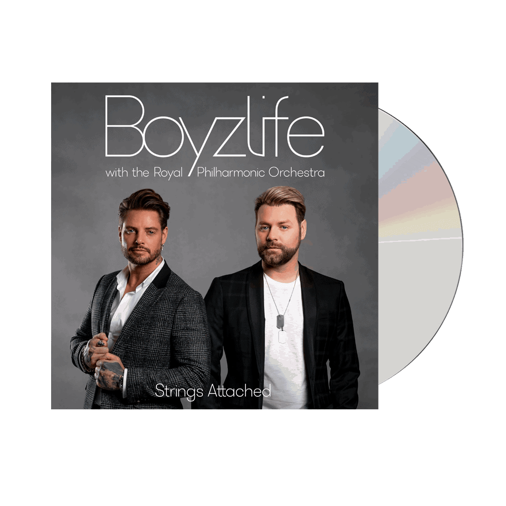 Buy Online Boyzlife - Strings Attached - With The Royal Philharmonic Orchestra - CD