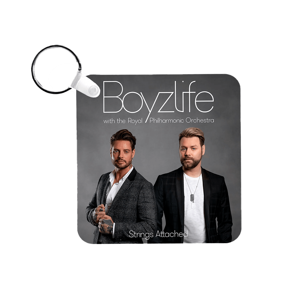 Buy Online Boyzlife - Keyring