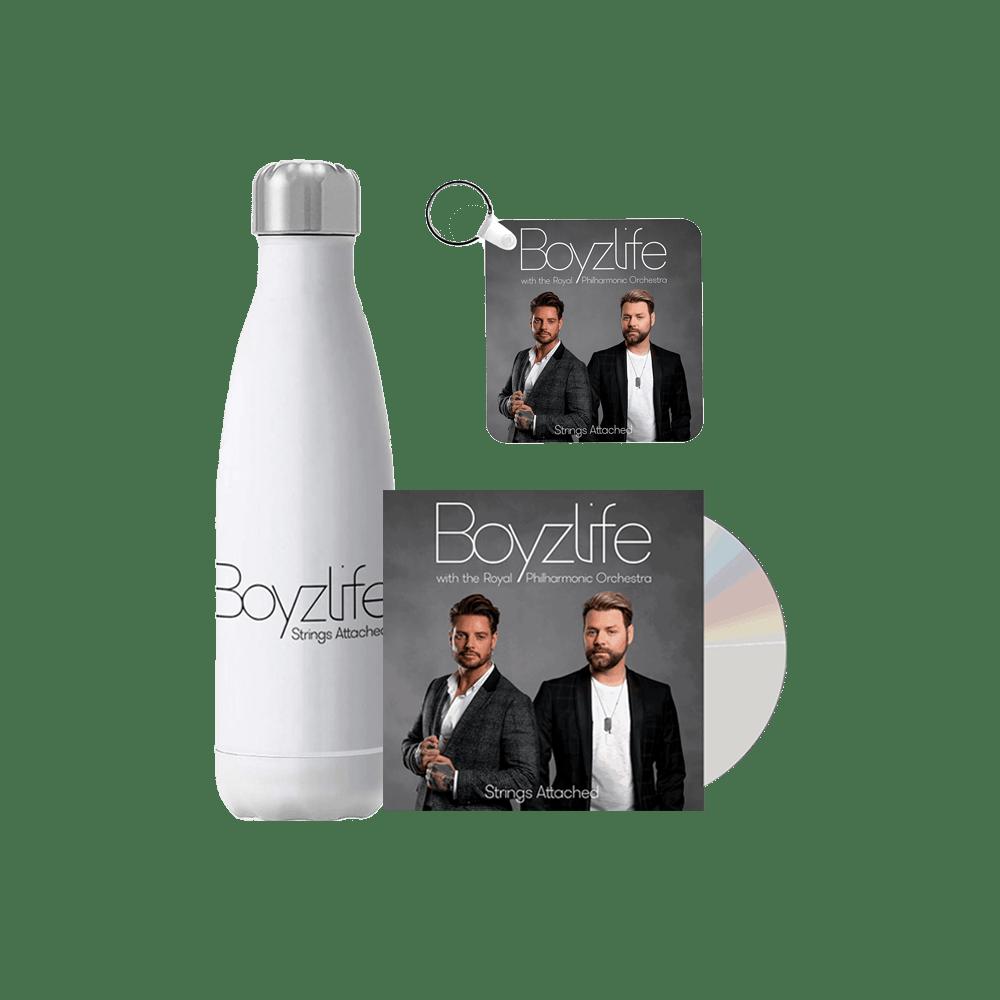 Buy Online Boyzlife - CD, Water Bottle + Keyring