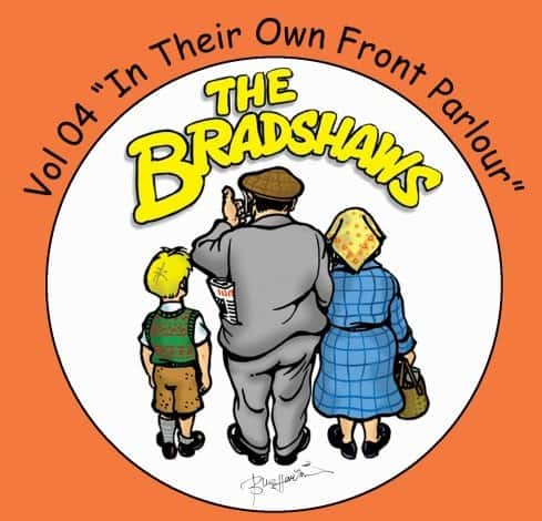 Buy Online Bradshaws (The) - Vol 4 - In Their Own Front Parlour