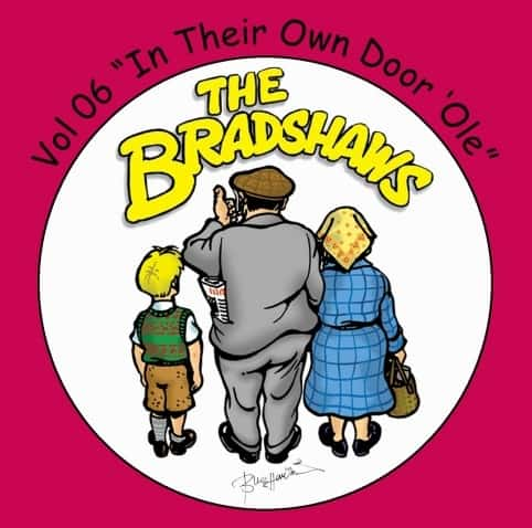 Buy Online The Bradshaws - Vol 6 - In Their Own Door Ole
