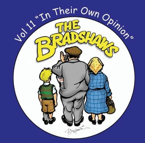 Buy Online Bradshaws (The) - Vol 11 - In Their Own Opinion