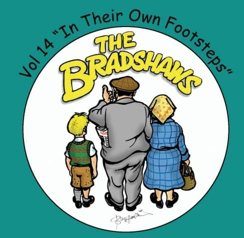 Buy Online The Bradshaws - Vol 14 - In Their Own Footsteps