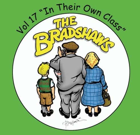 Buy Online The Bradshaws - Vol 17 - In Their Own Class