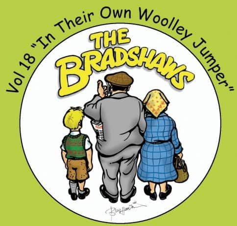 Buy Online The Bradshaws - Vol 18 - In Their Own Woolly Jumper