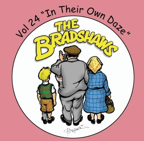 Buy Online The Bradshaws - Vol 24 - In Their Own Daze