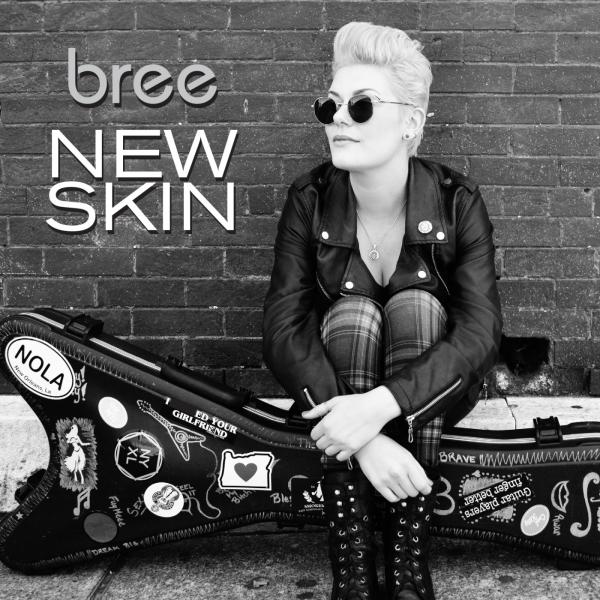 Buy Online Bree - New Skin CD Album