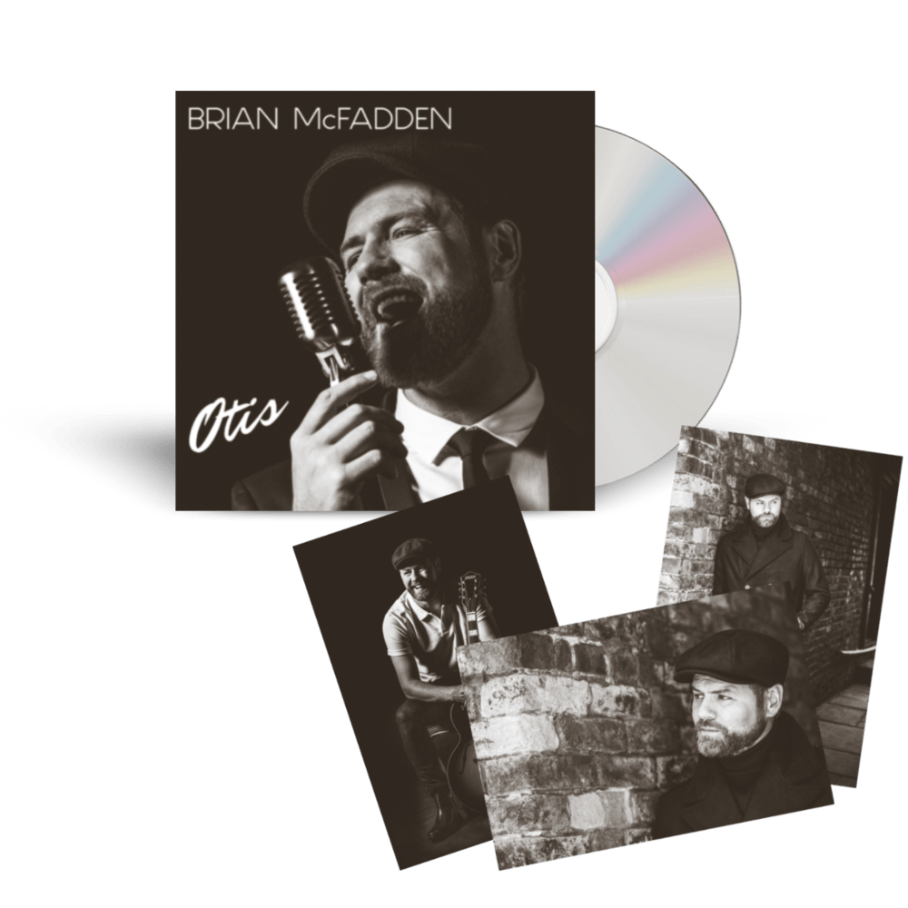 Buy Online Brian McFadden - Otis (Signed) (Includes Exclusive 3 Postcard Set)