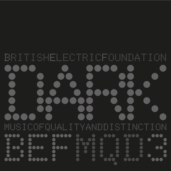 Buy Online British Electric Foundation - Music Of Quality & Distinction Volume 3 - Dark *SIGNED*
