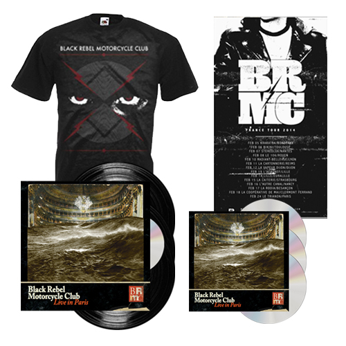 Buy Online Black Rebel Motorcycle Club - Super Deluxe Bundle