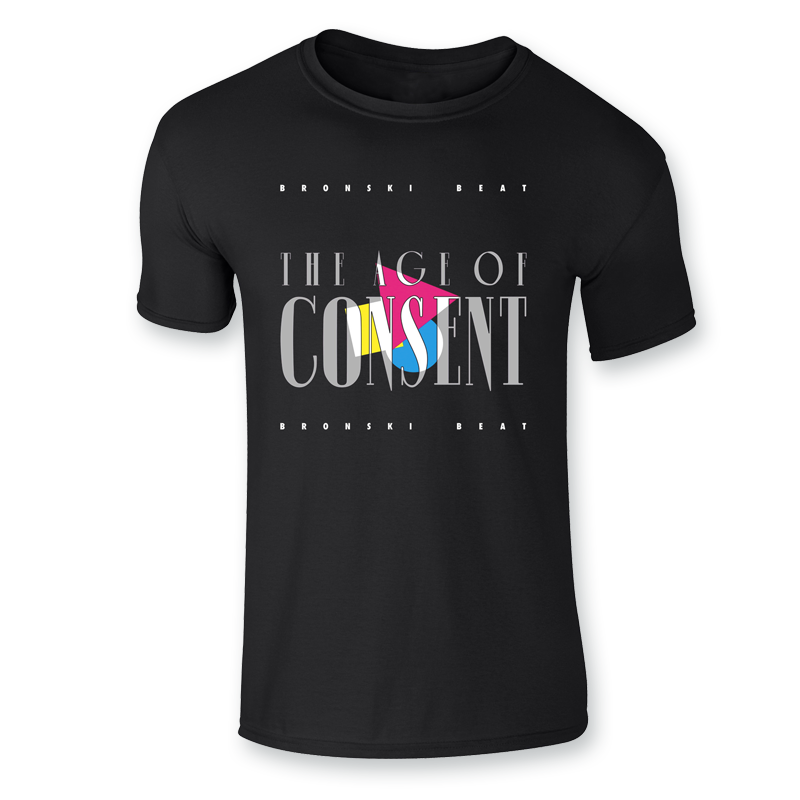 Buy Online Bronski Beat - The Age Of Consent T-Shirt