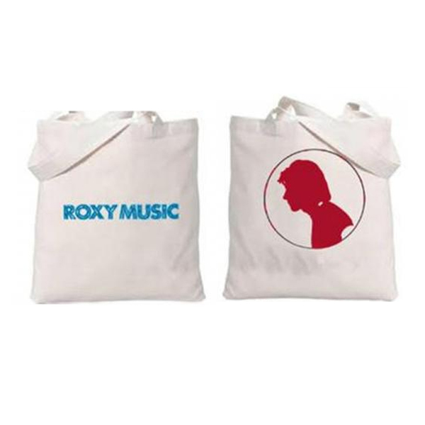 Buy Online Bryan Ferry - Silhouette Canvas Tote Bag