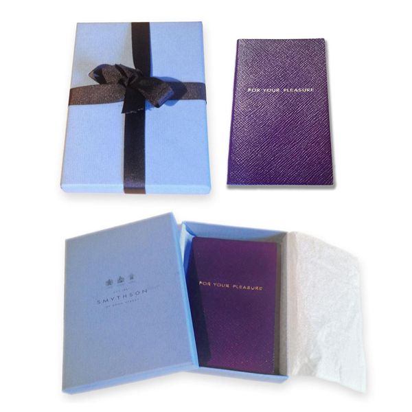 Buy Online Bryan Ferry - Smythson For Your Pleasure Notebook