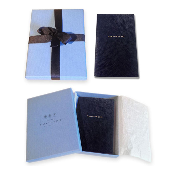 Buy Online Bryan Ferry - Smythson Manifesto Notebook