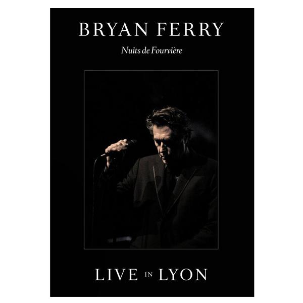 Buy Online Bryan Ferry - Live In Lyon