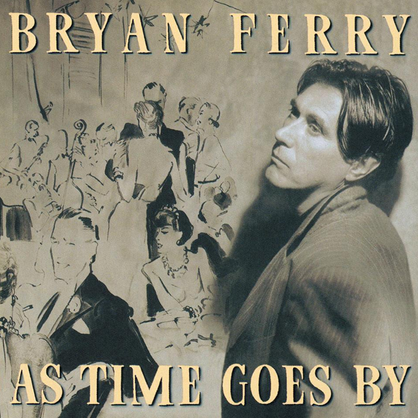 Buy Online Bryan Ferry - As Time Goes By CD