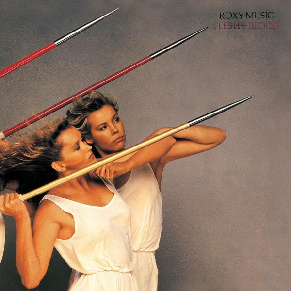 Buy Online Roxy Music - Flesh And Blood CD Album