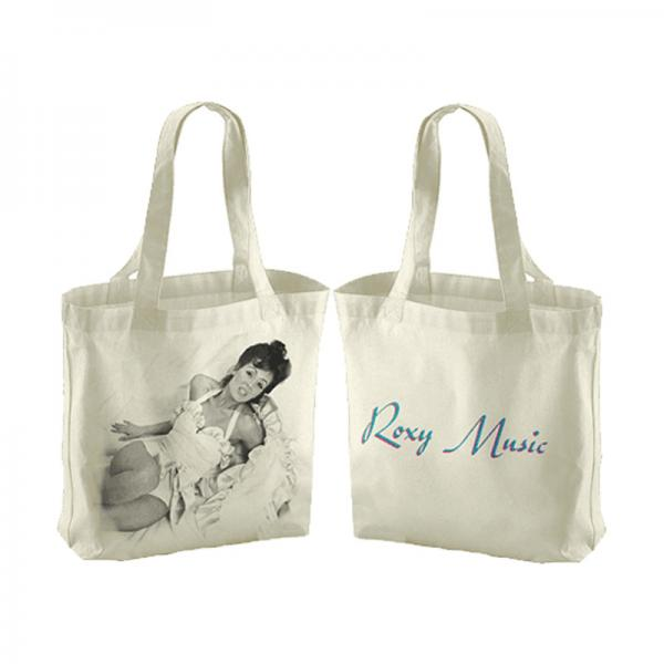 Buy Online Roxy Music - Roxy Music Tote Bag