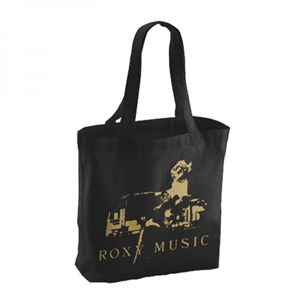 Buy Online Roxy Music - For Your Pleasure Tote Bag