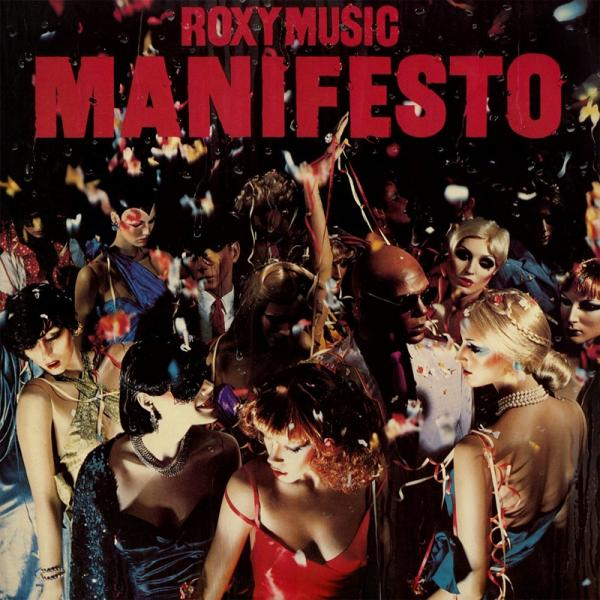 Buy Online Roxy Music - Manifesto CD Album