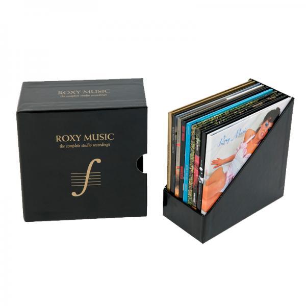 Buy Online Roxy Music - The Complete Studio Recordings CD Boxset