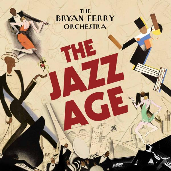 Buy Online The Bryan Ferry Orchestra - The Jazz Age 6 Disc Book Album