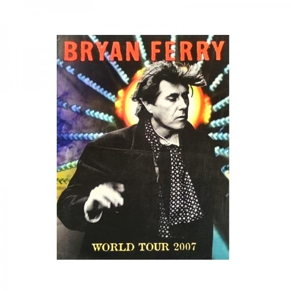 Buy Online Bryan Ferry - World Tour Programme 2007