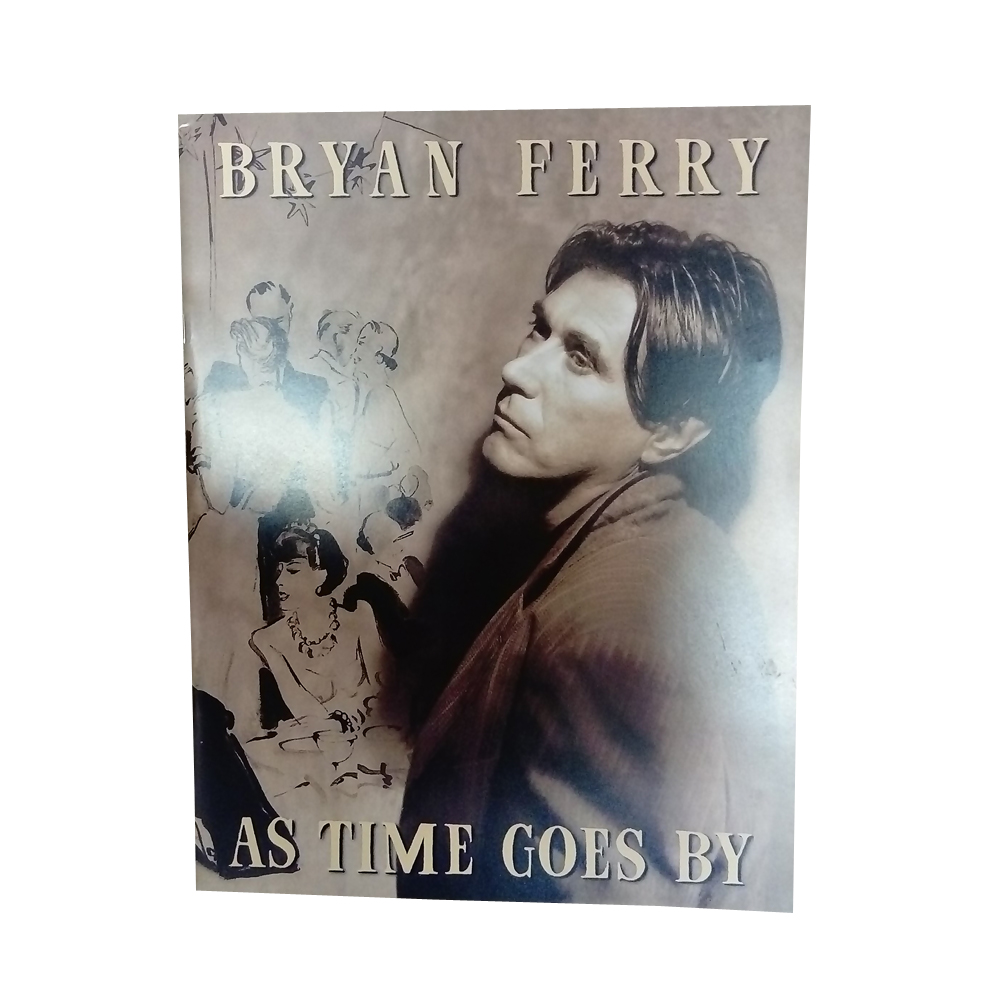 Buy Online Bryan Ferry - As Time Goes By Programme