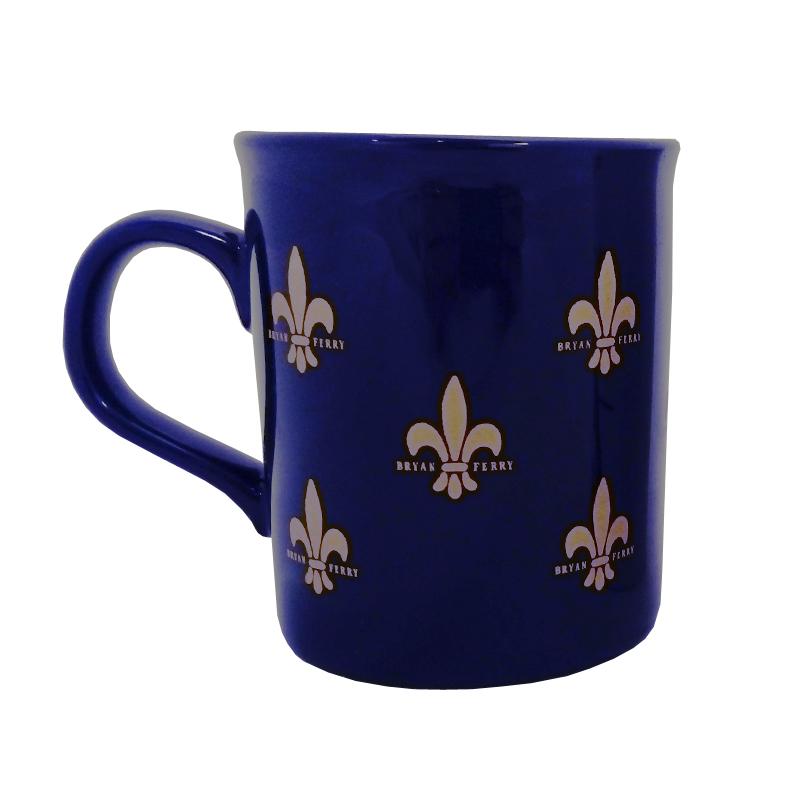 Buy Online Bryan Ferry - Fleur De Lis Mug