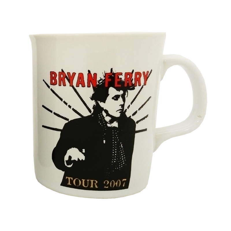 Buy Online Bryan Ferry - World Tour 2007 Mug