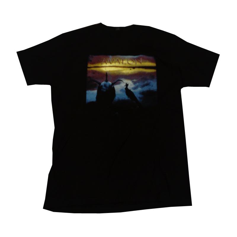 Buy Online Roxy Music - Avalon Lyrics T-Shirt